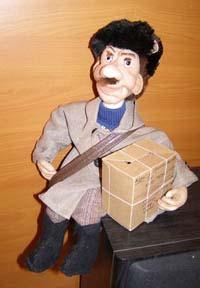 Почтальон печкин своими руками